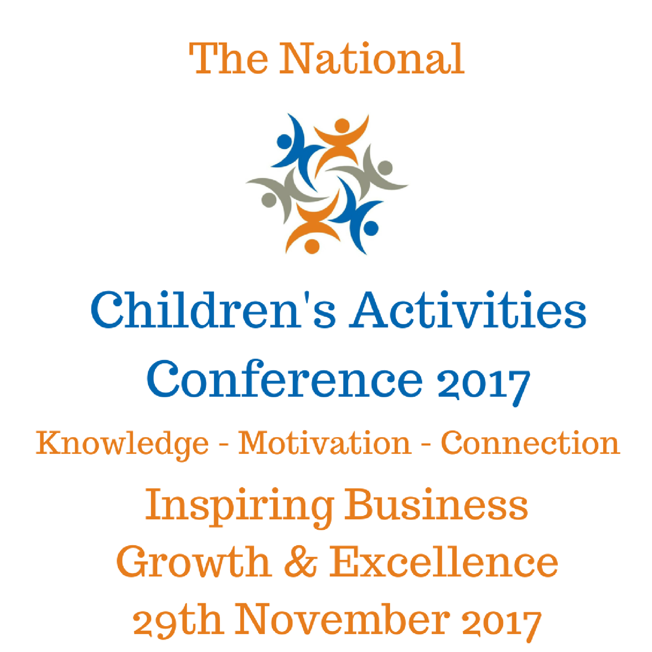 Children's Activities Conference 2017