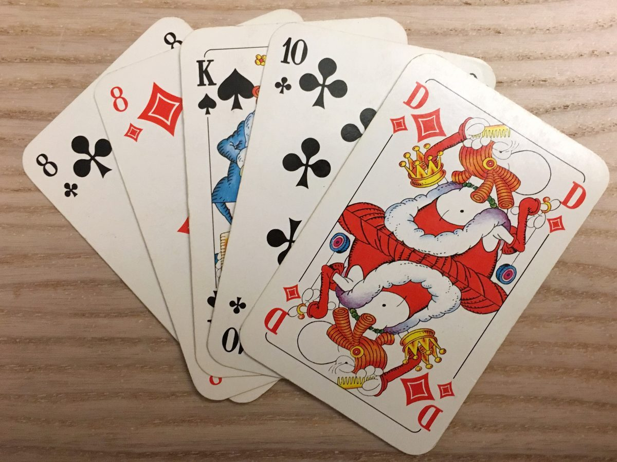 Five Card Game