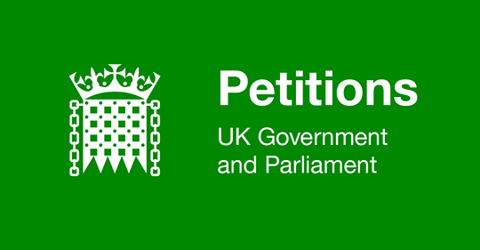 UK Government Petitions
