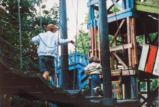 Battersea Adventure Playground 1989