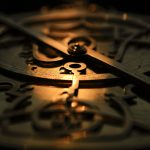 """Photo of part of a """"mercator astrolabe"""" an old astronomical instrument"""